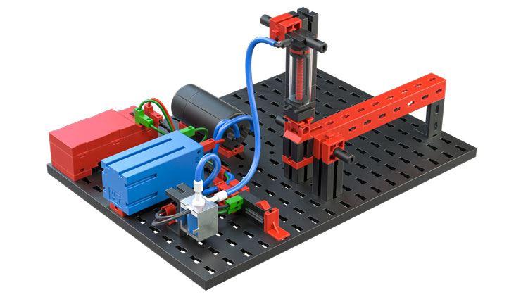 STEM-Pneumatics-Modell